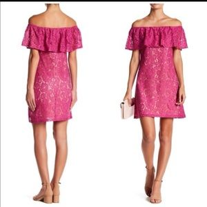 Fuchsia dress 10